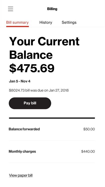 My Verizon For Business screenshot-4