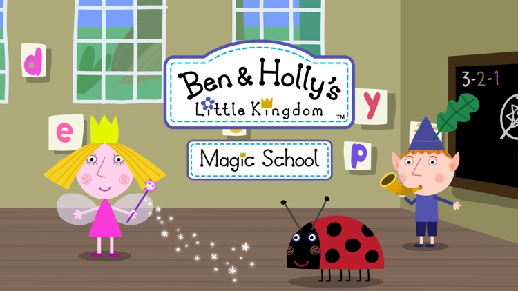 Ben and Holly: Magic School