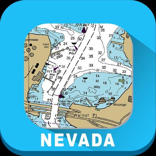 Nevada Marine Charts RNC