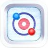 カーリングホッケー -ふたりで遊べる対戦ゲーム- - iPadアプリ