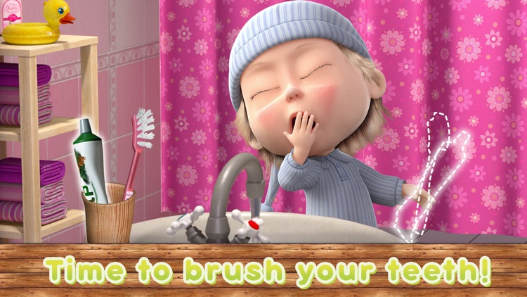 A Day with Masha and the Bear screenshot-8