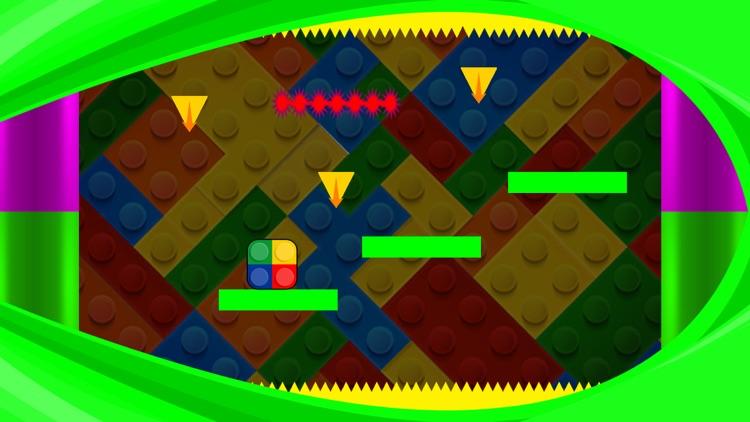 Bounce Blocks Challenge Game screenshot-3