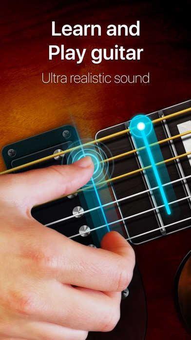 Guitar - real games & lessons for Windows