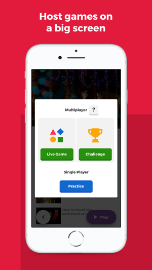 Kahoot! Play & Create Quizzes Screenshot