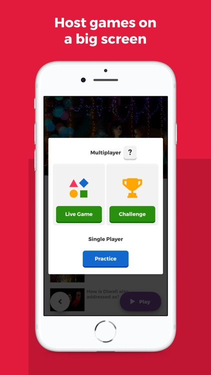 Kahoot! Play & Create Quizzes screenshot-4