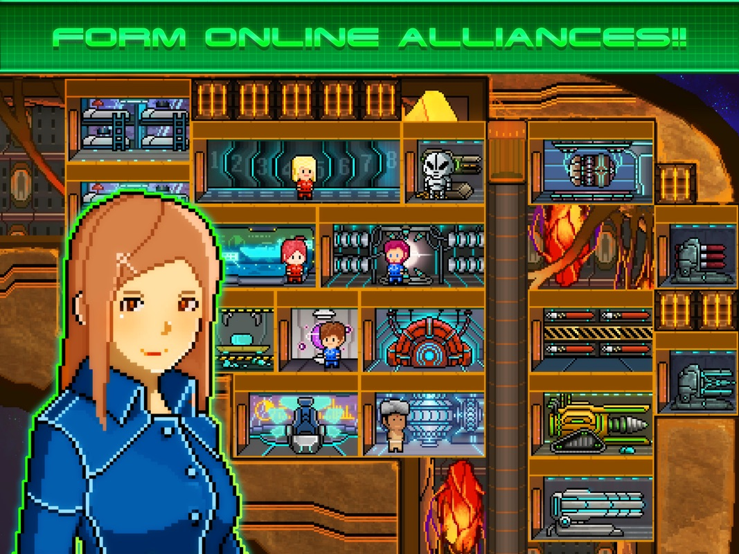 Pixel Starships™ Space MMORPG - Online Game Hack and Cheat