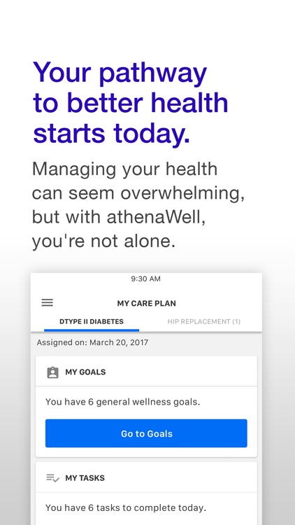 athenaWell Care Management