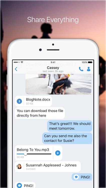 KingsChat screenshot-3