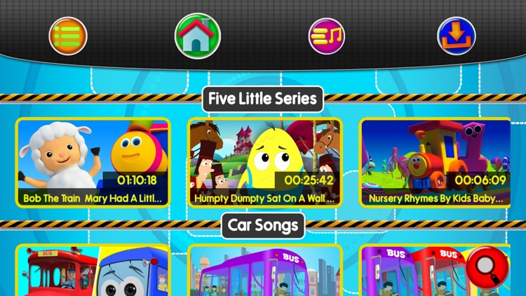 Nursery Rhymes World for Kids screenshot-3