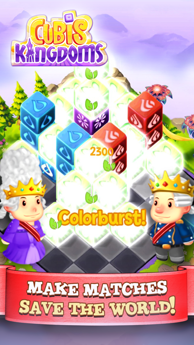 Cubis Kingdoms by iwin, Inc  (iOS, United States