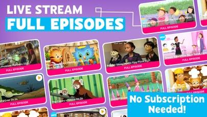Pbs Kids Video review screenshots