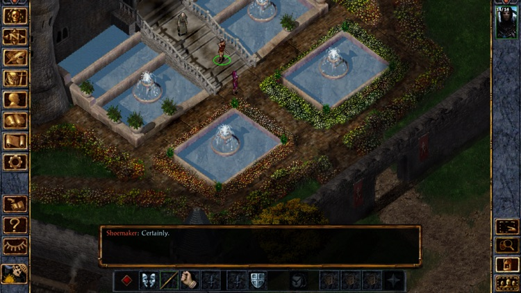 Baldur's Gate screenshot-1