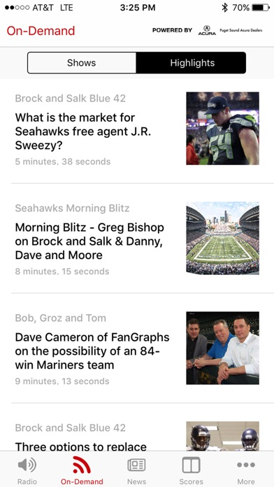 710 ESPN Seattle iPhone