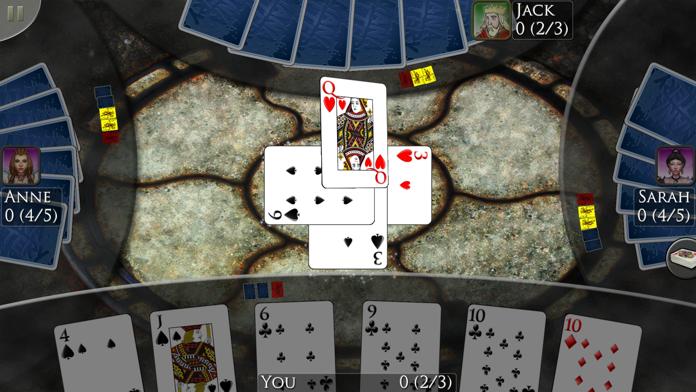 Spades Gold Screenshot