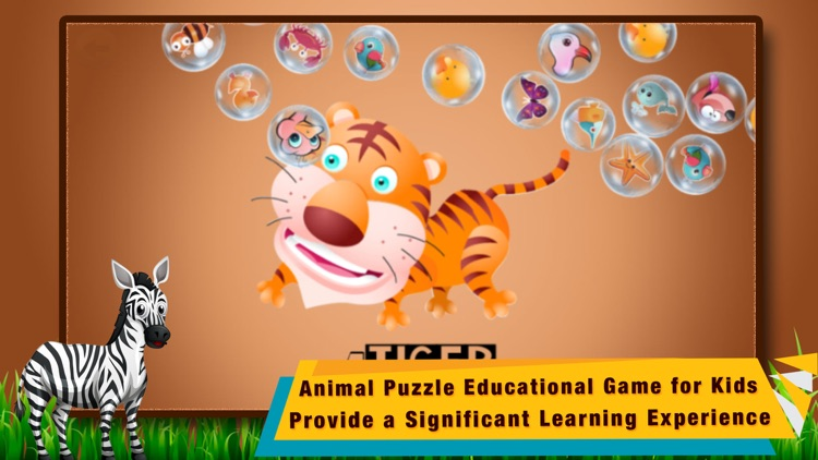 Animal Shape Puzzle game screenshot-3