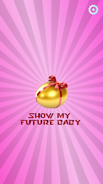 Future Baby Generator screenshot one