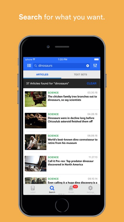 Newsela screenshot-2