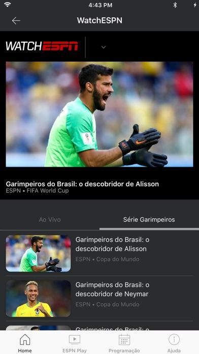 Baixar WatchESPN Brasil para Android