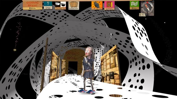 Cosmic Top Secret Game screenshot-9