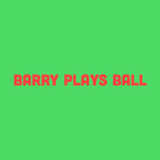 Barry Plays Ball