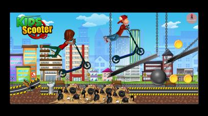 Kids Scooter screenshot one