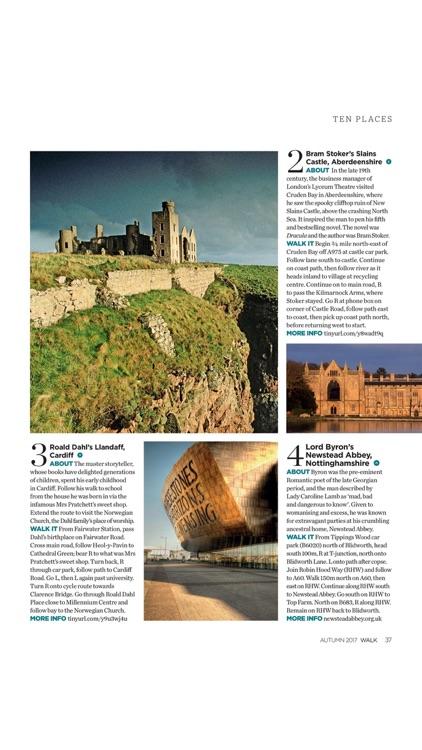 Walk Magazine screenshot-4