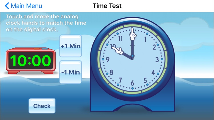 Time Test screenshot-3