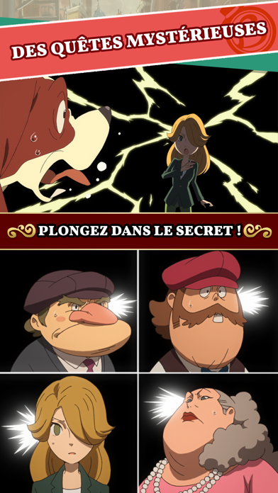 download L'aventure Layton apps 1