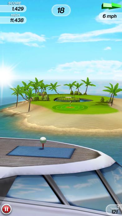 Flick Golf!のおすすめ画像4