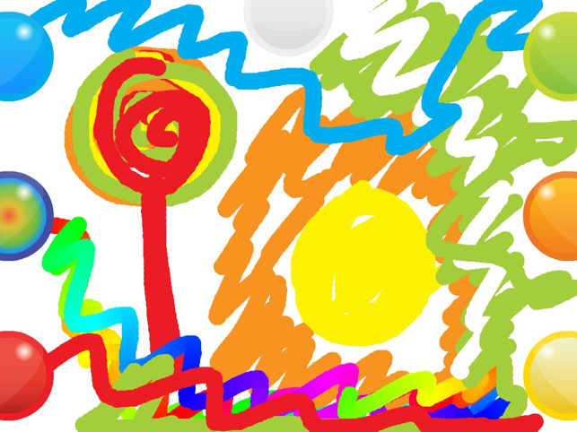 ‎Finger Paint With Sounds Screenshot