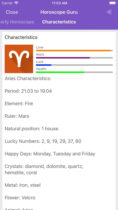 download Daily & Love Horoscope Pro apps 1