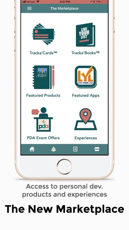The Personal Development App