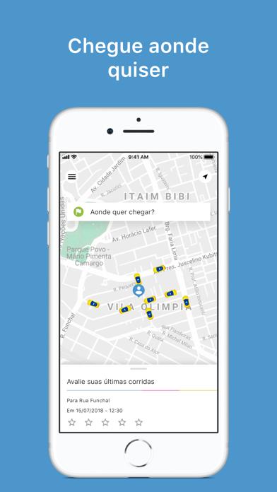 Wappa: Táxi e Carro Particular screenshot one