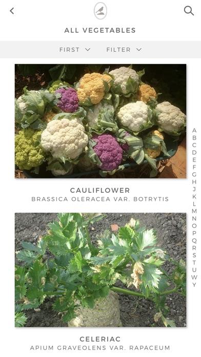 Fieldstone Guide: Vegetables screenshot 8