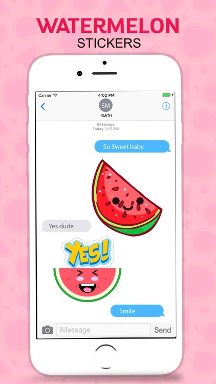 The Watermelon Stickers! screenshot-3