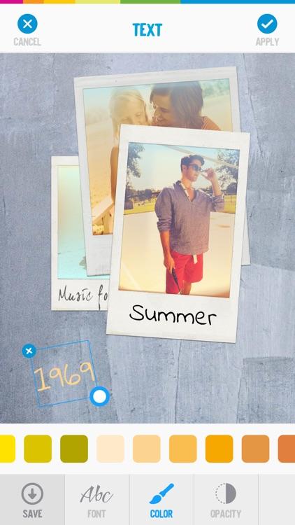 Polaroid Fx screenshot-4