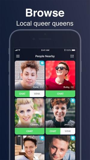 Free mobile lesbian chat