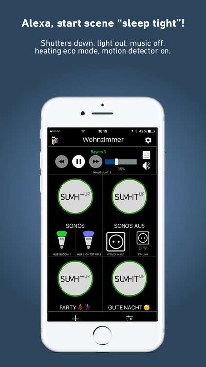 iHaus Smart Home screenshot-3