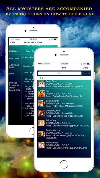 Guide Tip for Summoner War Pro app image