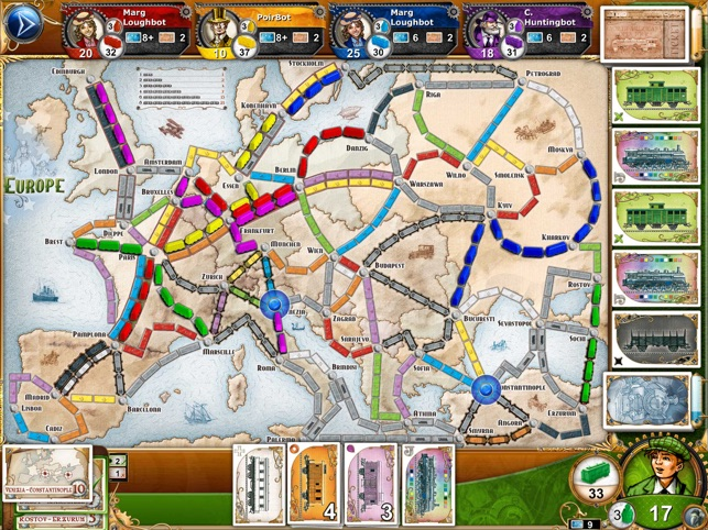 Ticket To Ride On The App Store
