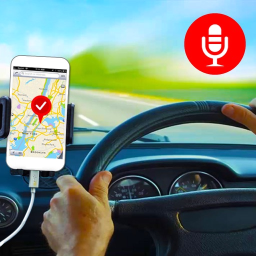 Voice GPS Driving Directions