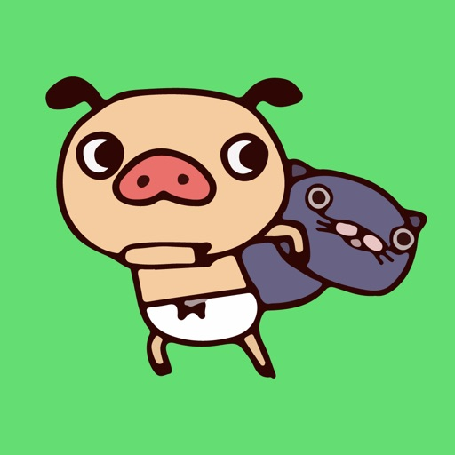 Mooty Funny Emoji Stickers App