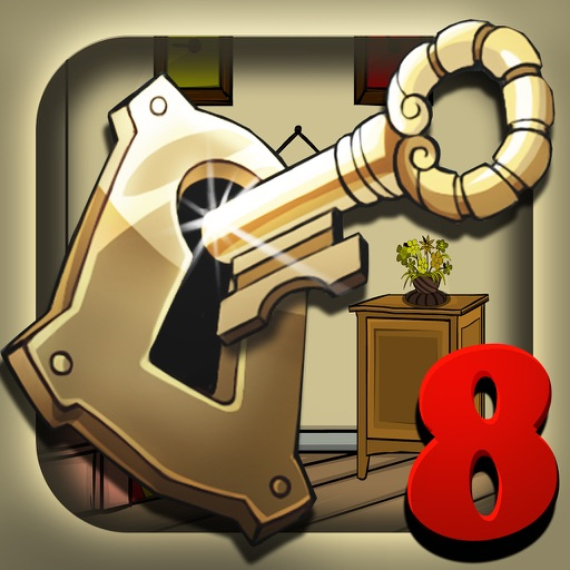 Room Escape Games - The Lost Key 8 iOS App