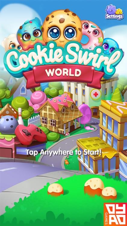Cookie Swirl World screenshot-5