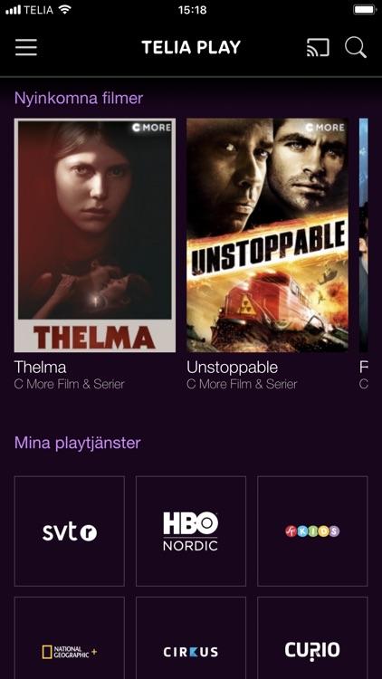 Telia Play screenshot-4