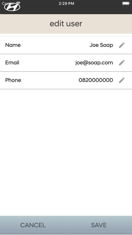 Hyundai Dealer App screenshot-3
