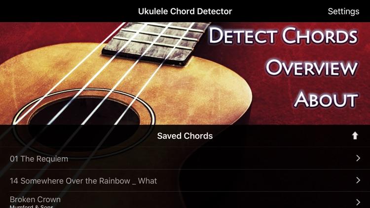 Ukulele Chord Detector By Martian Storm Ltd