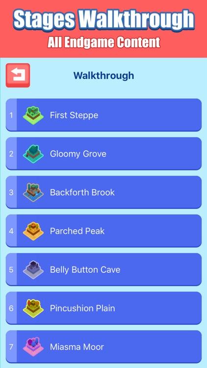 Recipe Guide for Pokemon Quest