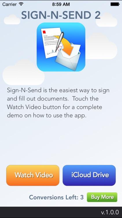 Sign-N-Send 2