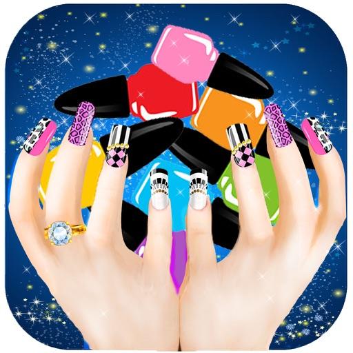 Princess Nails art design